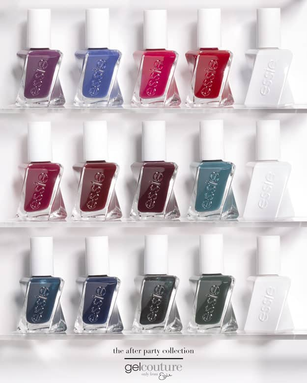 Cocoon Nail SpaNew Essie Gel Collection - Cocoon Nail Spa